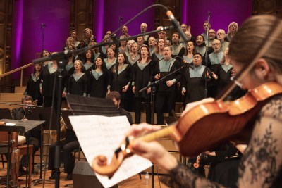 Universal Gospel Choir and Orchestra