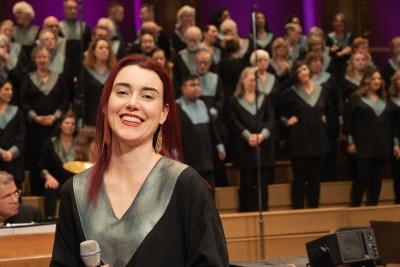 Soloist Siobhan Walsh