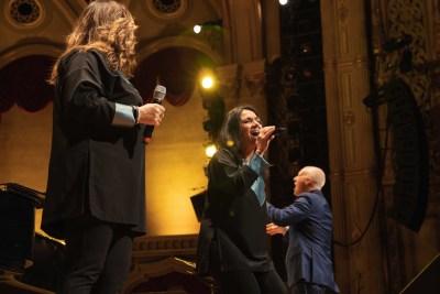 Soloists Tracey Gabert & Cristina Ciccone