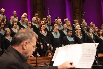 Universal Gospel Choir with Michael Creber
