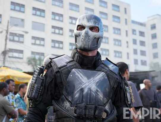Captain America: Civil War - Crossbones (Empire Magazine)