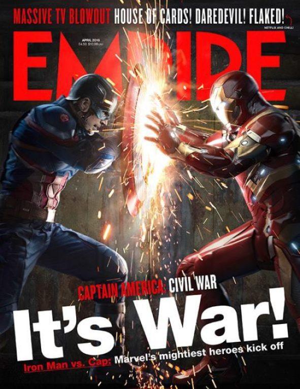 captain america civil war empire