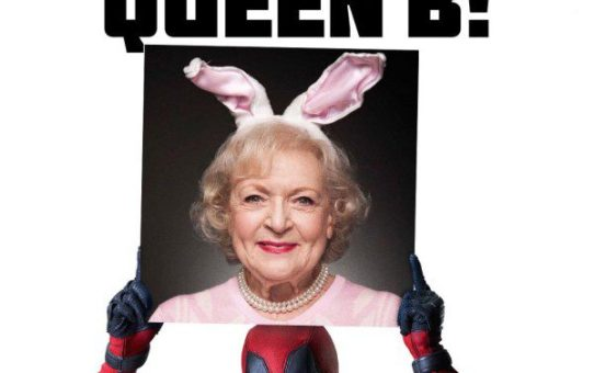 Deadpool Betty White