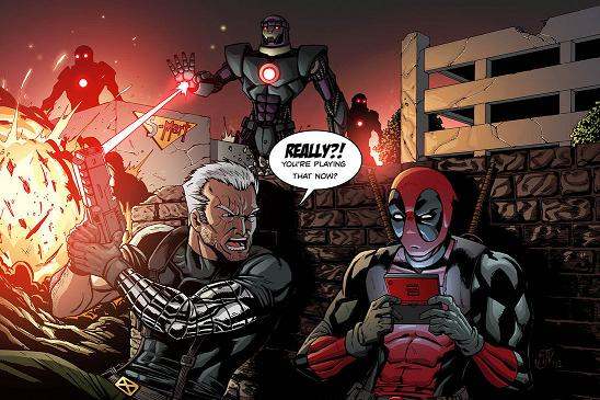Deadpool X-Force