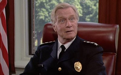 George Gaynes morto