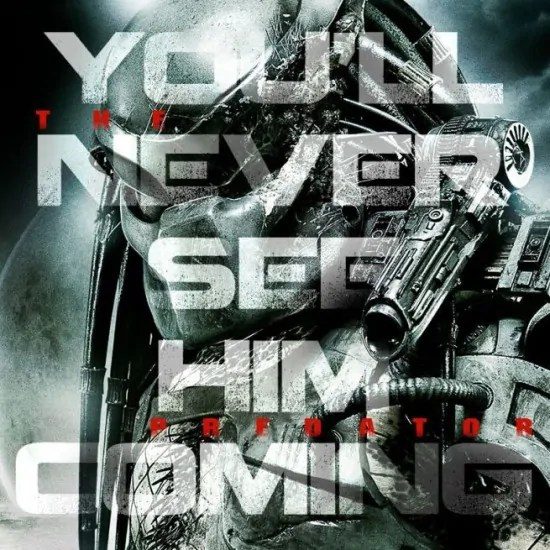 Predator 4 poster
