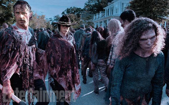 The Walking Dead 6 foto