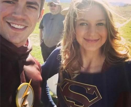 flash crossover supergirl