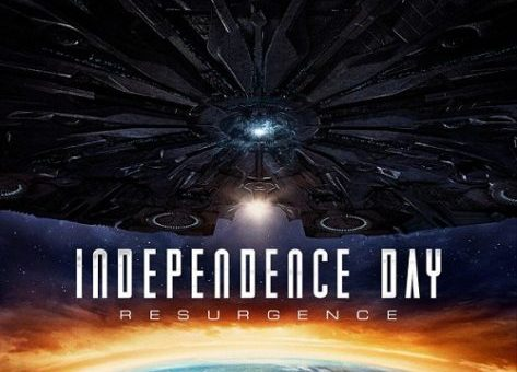 independence day 2 poster