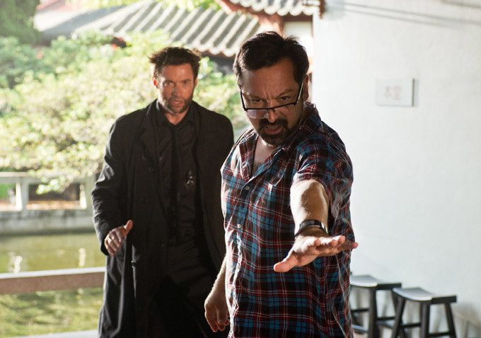 James Mangold in Wolverine - L'Immortale