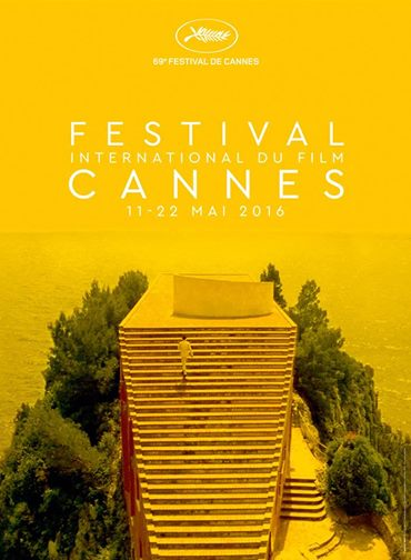 Cannes 2016 Poster