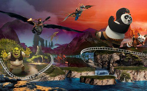 Parco a Tema DreamWorks
