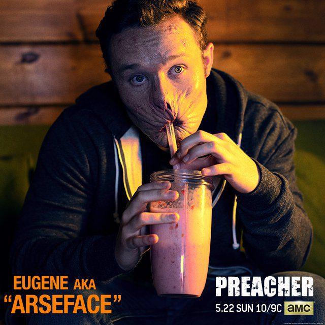preacher arseface