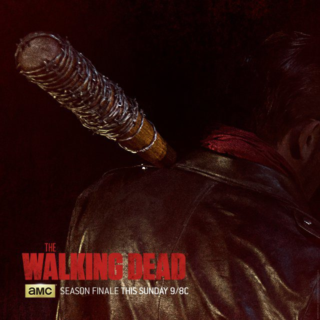 The Walking Dead 6 poster