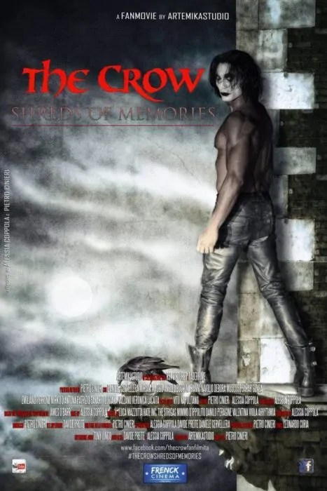 The Crow - Shreds of Memories