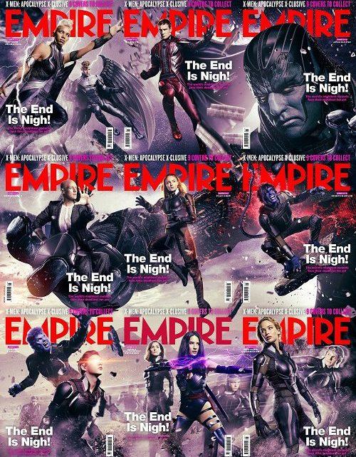 X-Men: Apocalisse (Empire Magazine)