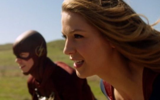 Supergirl (Crossover The Flash)