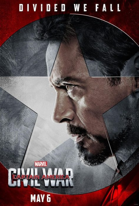 Iron Man Captain America: Civil War