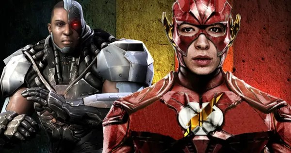 Flash/Cyborg