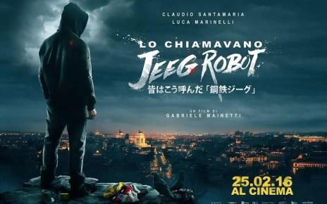 lo chiamavano jeeg robot uci