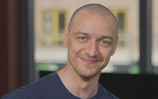 x-men apocalisse james mcavoy