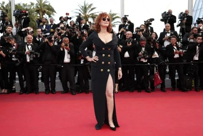 susan sarandon cannes