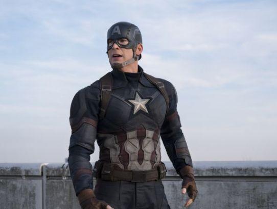 Captain America Civil War foto
