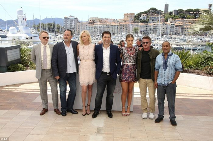 Cannes 69 The last face