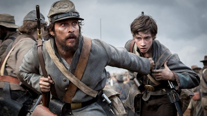 Free State of Jones: l'intervista a Matthew McConaughey