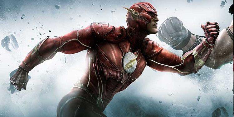 Un nuovo sguardo a Flash nel nuovo promo art di Justice League
