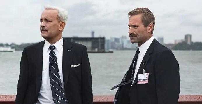 Ecco poster e trailer per Sully, il nuovo film di Clint Eastwood