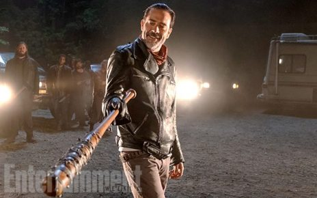 the walking dead negan