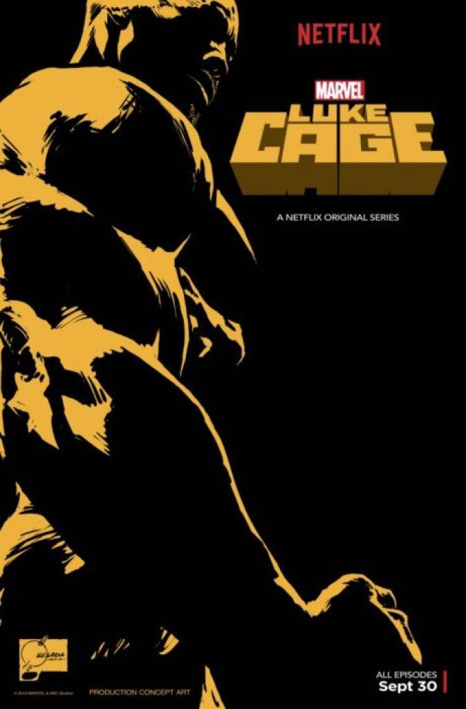 luke cage poster sdcc