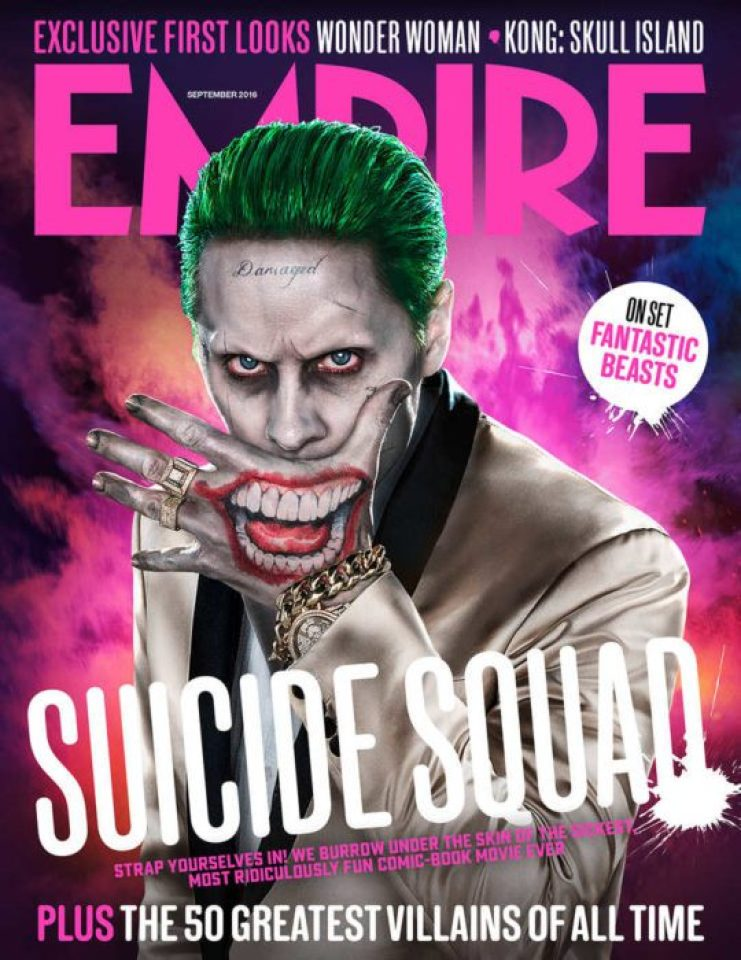 suicide squad empire the joker
