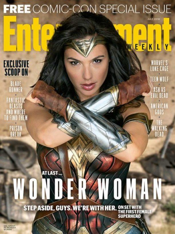 Wonder Woman (Copertina EW)