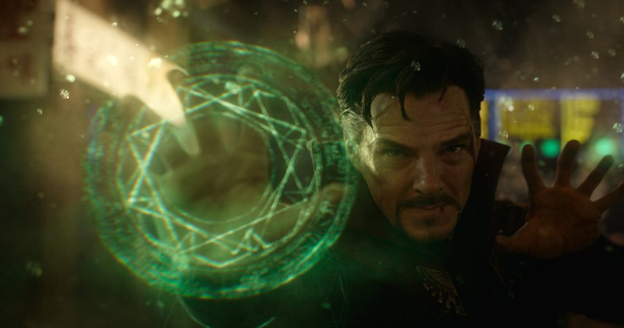 Avengers: Infinity War, una controfigura per Benedict Cumberbatch?