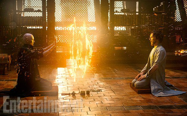 Doctor Strange foto ew 2