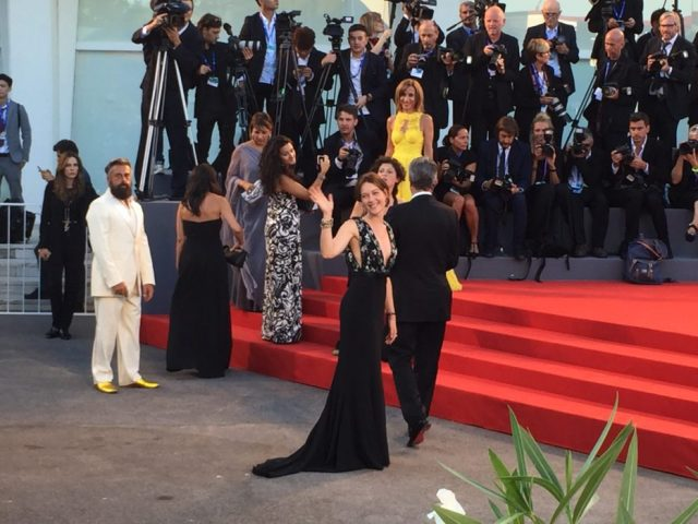 Venezia 73 red carpet