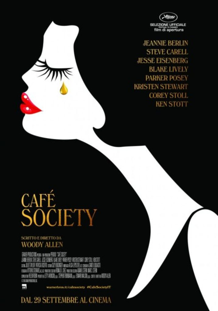 Cafè Society (Warner Bros)