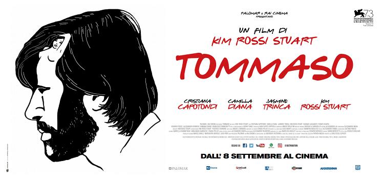 Venezia 73 - Tanta passione nella nuova clip ufficiale di Tommaso