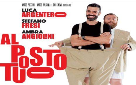 [Recensione] Al Posto Tuo, il film di Max Croci con Stefano Fresi e Luca Argentero