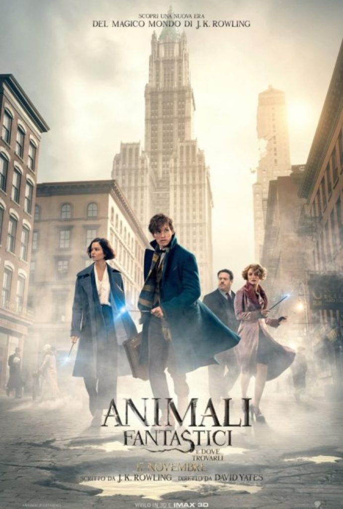 Animali Fantastici e Dove Trovarli (Warner Bros)