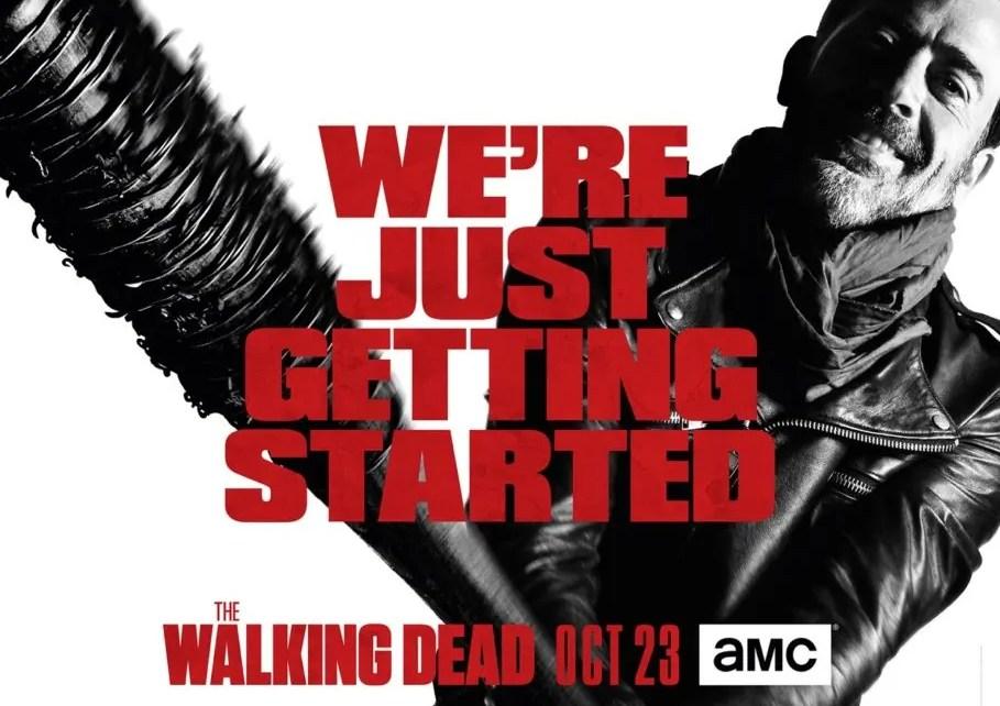Una carovana di nuovi foto promozionali dedicate alla settima stagione di The Walking Dead