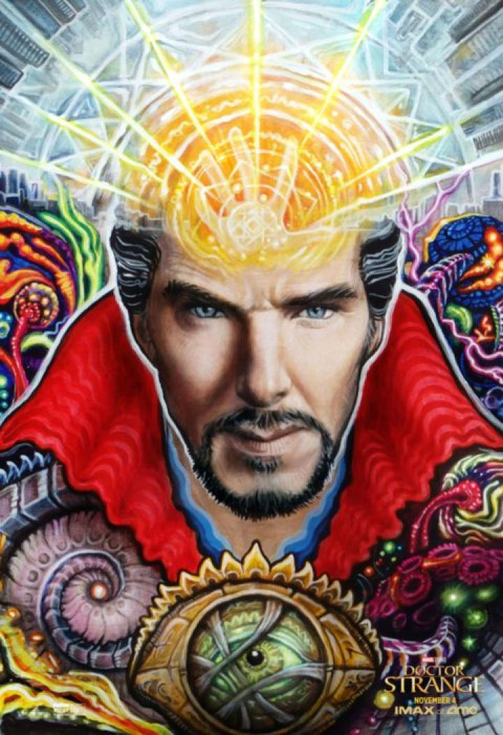 Doctor Strange (Marvel Studios/AMC)