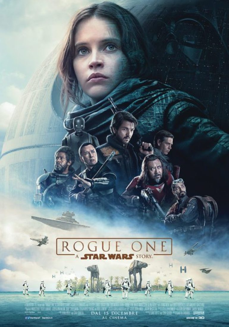 Rogue One: a Star Wars Story (Walt Disney Pictures/Lucasfilm)