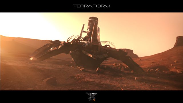 terraform short movie