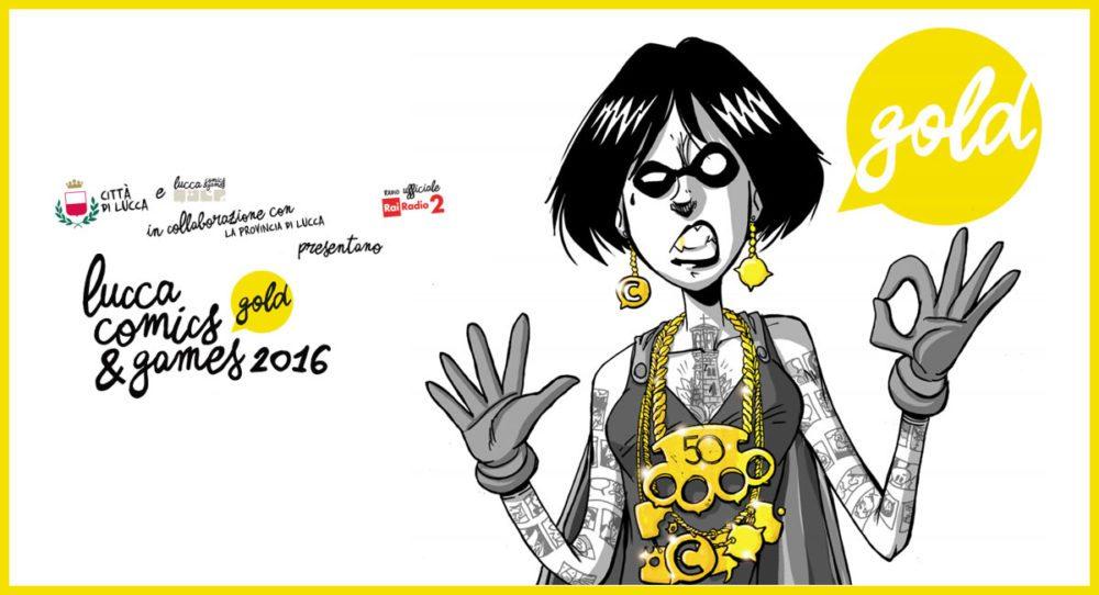 lucca comics banner