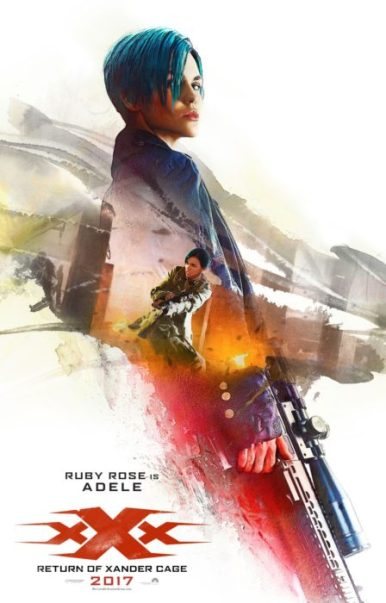 xxx 3 poster ruby rose