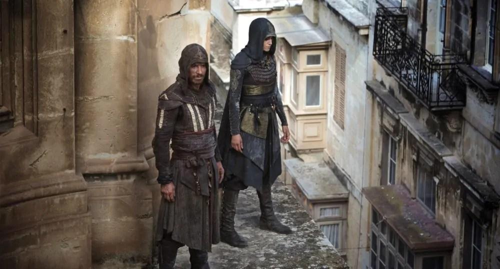 assassin's creed film foto