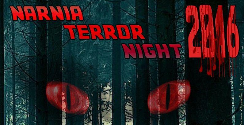 Narnia terror night banner